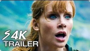 Video: JURASSIC WORLD 2 Extended Trailer (4K ULTRA HD) 2018 Chris Pratt, Bryce Dallas Howard Movie